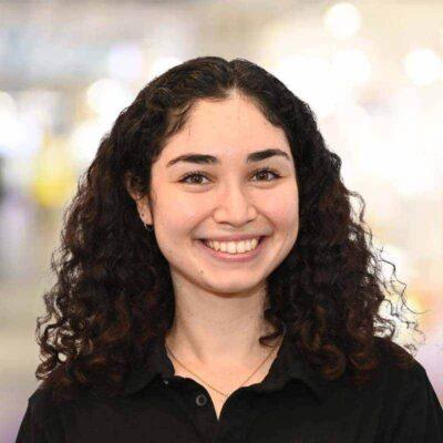 Andrea Betancur portrait picture
