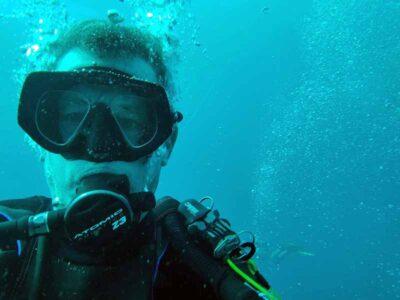 Ofer Amit Scuba Diving