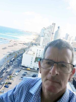 Ofer Amit Vacationing